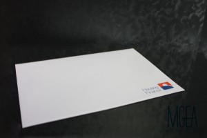 Corporate branded envelope Nairobi design and printing