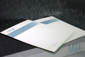 Corporate branded conference folders designs and printing in Nairobi, Kenya