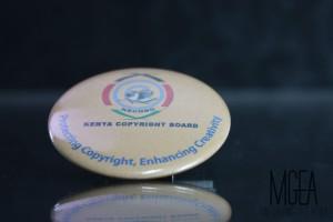 Branded Button Badge in Nairobi, Kenya