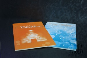 Corporate Christmas Cards Design and Printing
