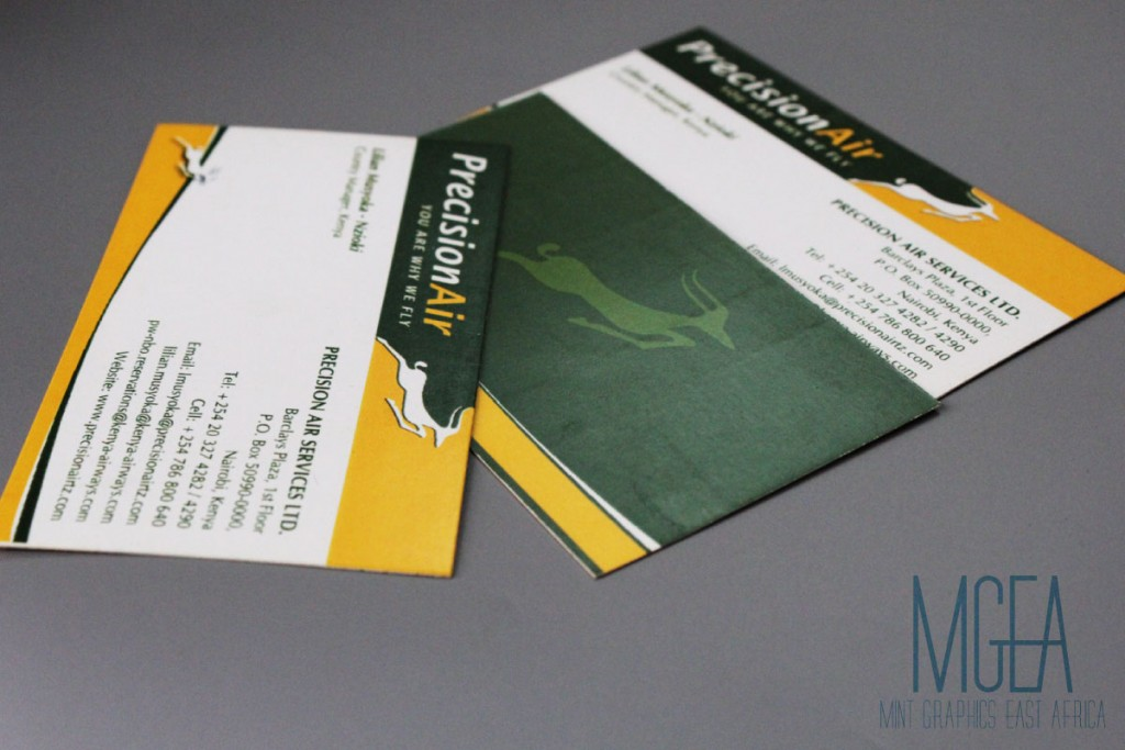 Business cards mint digital printing business cards nairobi reheart Image collections