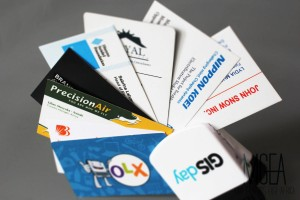 Digital Printing Business Cards Variety Nairobi