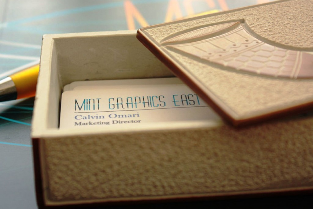Business cards mint soap stone business card holder reheart Gallery