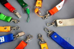 Branded Lanyards Staff ID Tags